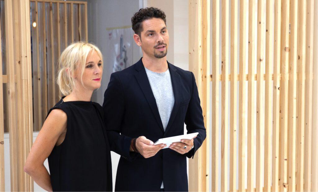 Ellen Bünger und Jonas Bünger